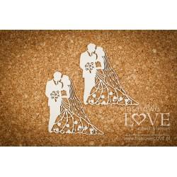 FIRST LOVE - novomanželé