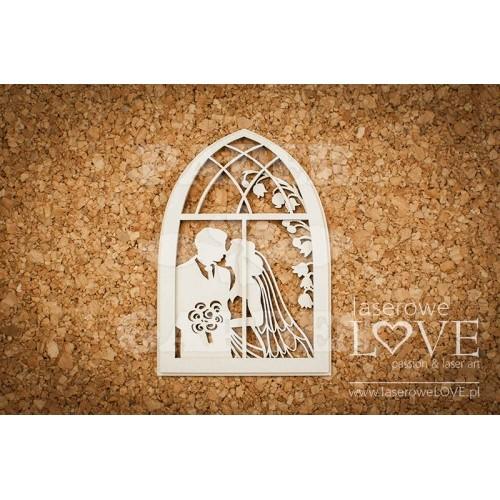FIRST LOVE - Novomanželé v okně