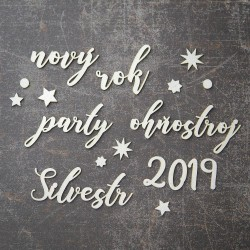 ADVENT 2018 - Silvestr 2019