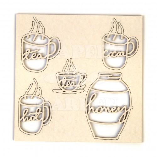 Yum Yum - Čaj s medem