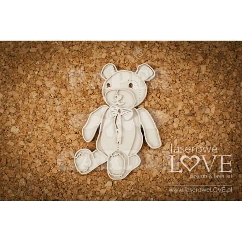 VINTAGE BABY - Plyšový medvídek