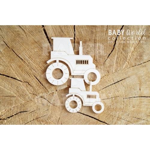 BABY WORLD - Traktor