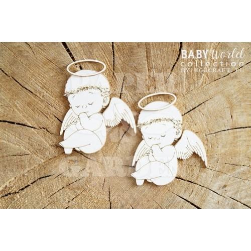 BABY WORLD - Spící andílci