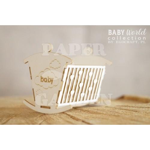 BABY WORLD - 3D kolébka