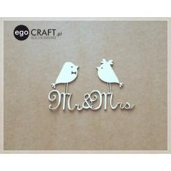 V rytmu srdce - Ptáčci Mr&Mrs