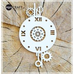 Tick-tock - hodiny s ozubenými koly