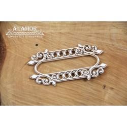 ALAMOR - Rámeček dvouvrstvý #1