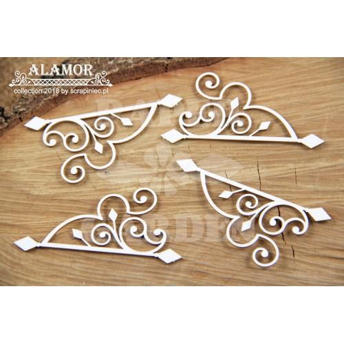 ALAMOR - Rohové dekorace