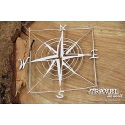 Travel the World - kompas