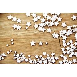 CONFETTI - hvězdičky