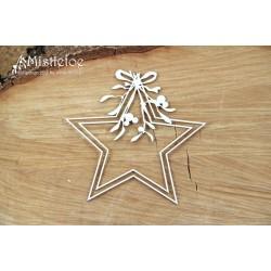 MISTLETOE - hvězda