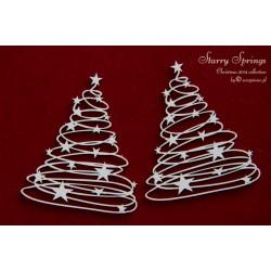 Starry Springs - vánoční stromeček