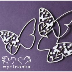 MOTYLE - motýlci vz.1 3 ks
