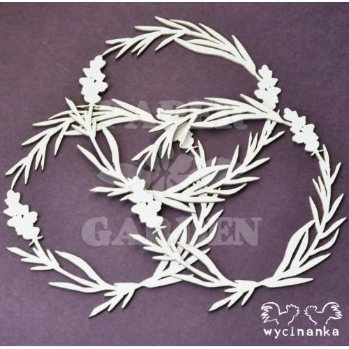 Věnec levandulový