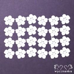 LETNÍ OVOCE - Květy jahodníku