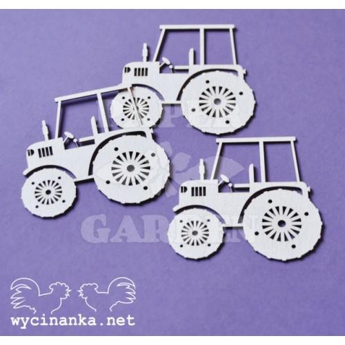 Traktor 3 ks