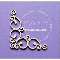 ROMANCE - Ornamenty vz.4 - 4 ks