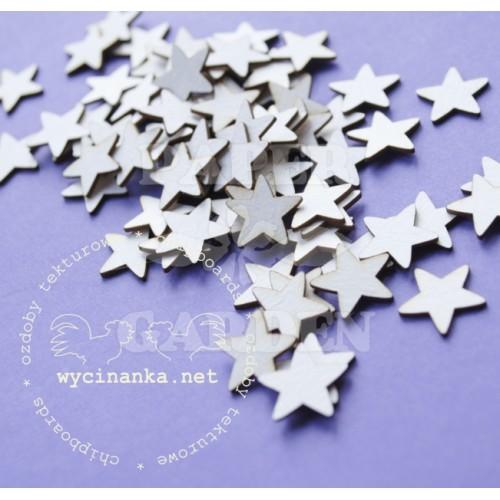 Hvězdičky mini 100 ks