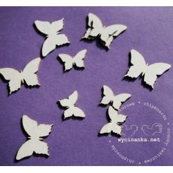 Motýlci 10 ks