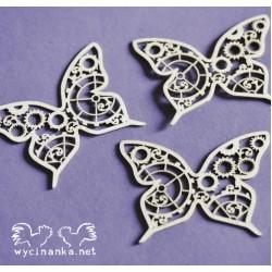 Steampunk Time - Motýlek