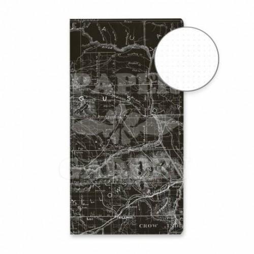 Cestovní deník / Travel Journal - MAP