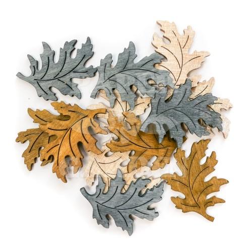 Podzimní listy dubové