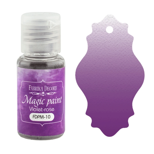 MAGIC PAINT - Fialová