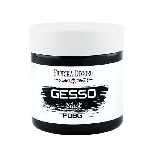 GESSO - Černé