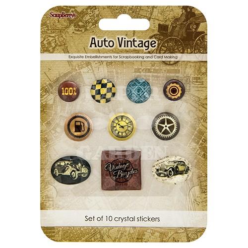 Auto Vintage Set