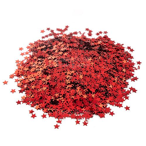 Hvězdičky MINI - Červené