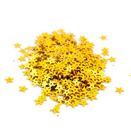 Hvězdičky - Zlaté