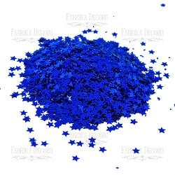Hvězdičky MINI - Královská modrá