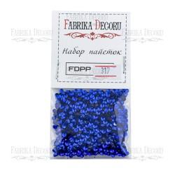 Lomené - Královská modrá