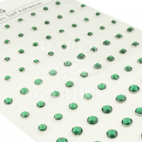 Smaragdová zelená - 100 ks
