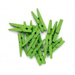 Zelené - 12 ks
