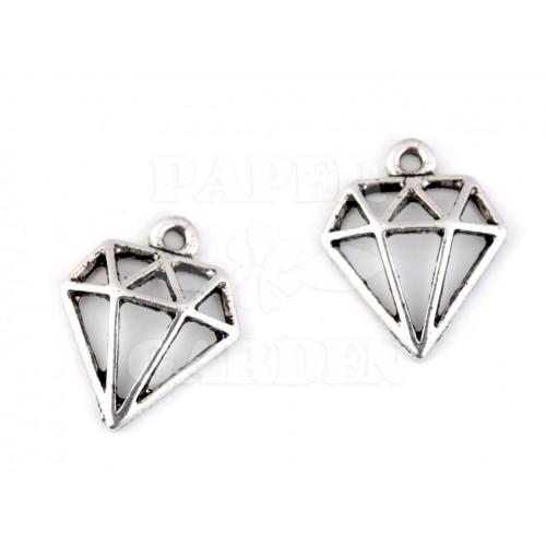 Diamant 2 ks (platina)