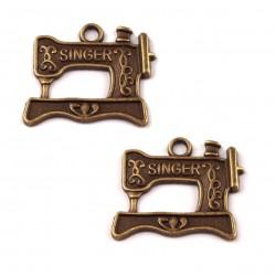 Šicí stroj SINGER 2 ks (staromosaz)