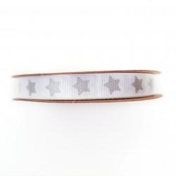 Bílá s hvězdičkami 5 m