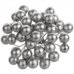 Stříbrné 40 ks