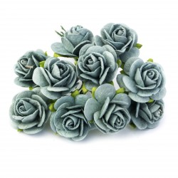 Podzimní chladná šedá (20 mm) - 10 ks