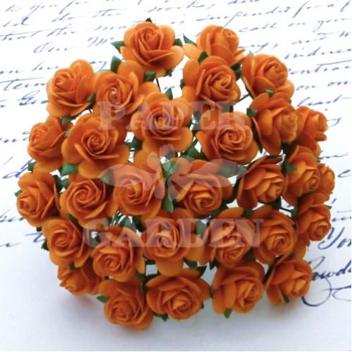 Oranžová (15 mm) - 10 ks