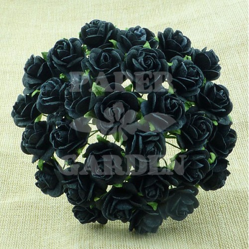 Černá (10 mm) - 10 ks
