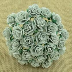Podzimní stříbřitá šedá (15 mm) - 10 ks