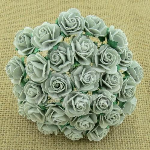 Podzimní stříbřitá šedá (20 mm) - 10 ks
