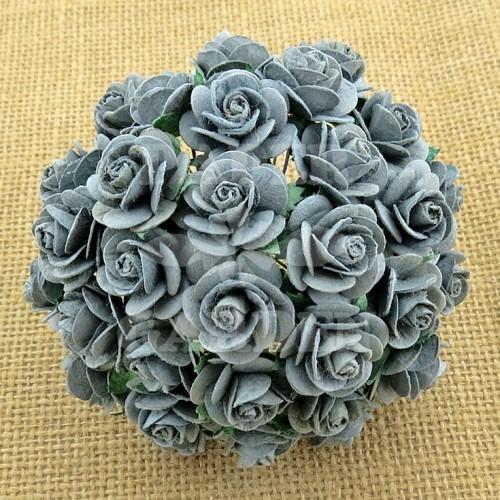Podzimní chladná šedá (10 mm) - 10 ks