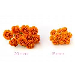 Oranžová (20 mm) - 10 ks