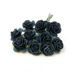 Tmavě modrá (20 mm) - 10 ks