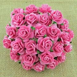 Růžová (10 mm) - 10 ks