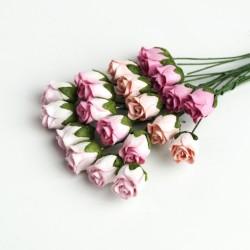 Mix Růžová  - 20 ks