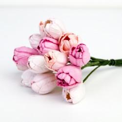 Mix Růžová - 16 ks
